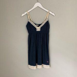 PINK Victoria's Secret Intimates & Sleepwear - Victoria's Secret PINK Blue Sleep Gown M